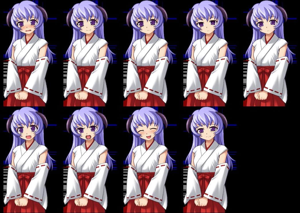 Playstation 2 Higurashi No Naku Koro Ni Matsuri Kakera Asobi Jpn Furude Hanyu The Spriters Resource