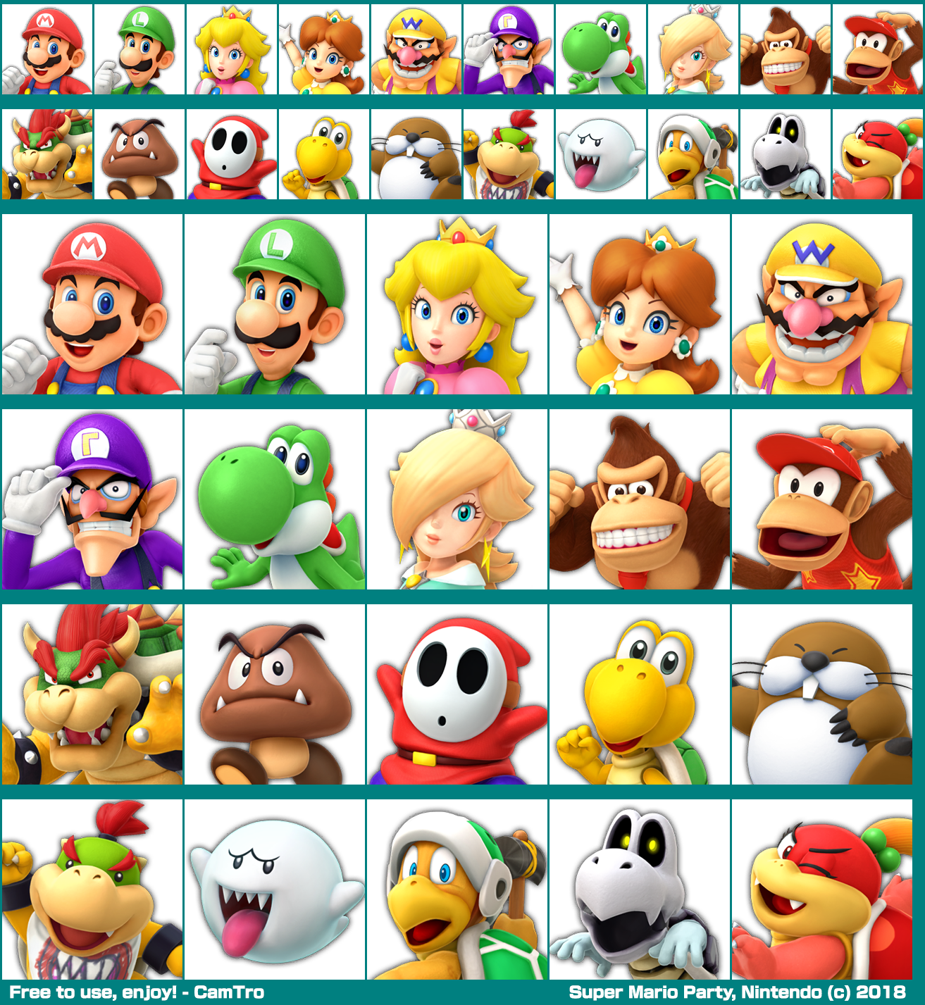 mario party switch download play