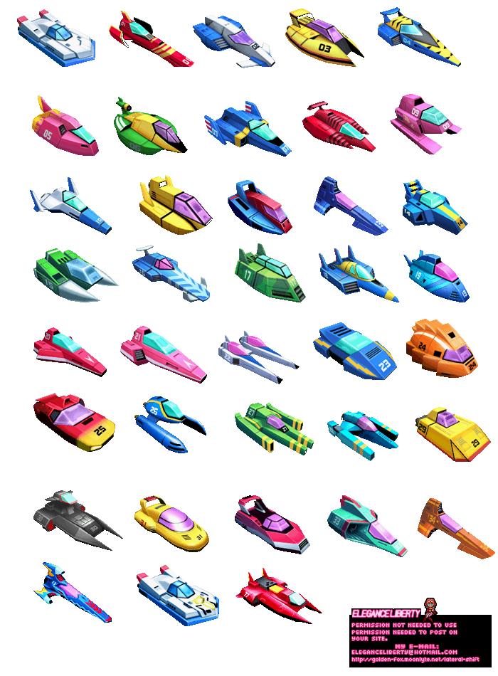 Resultado de imagem para f-zero cars