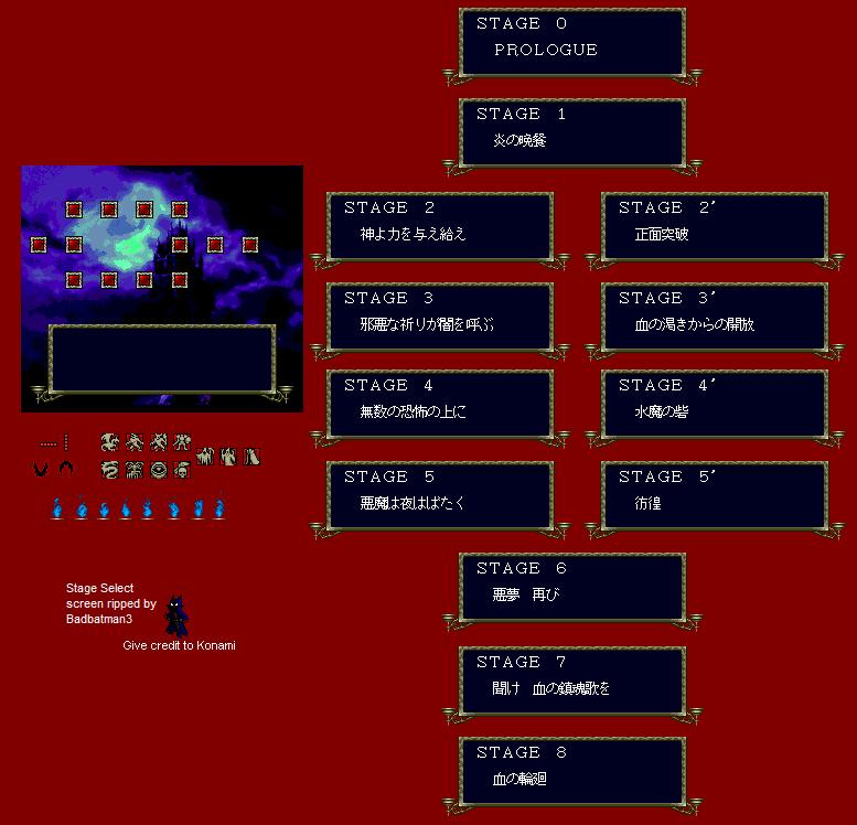 castlevania rondo of blood download