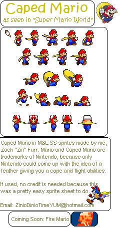 Custom Edited Mario Customs Cape Mario Mario Luigi