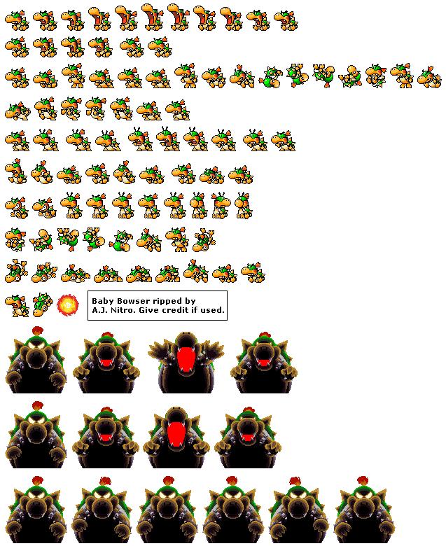 Super Mario World Christmas.Snes Super Mario World 2 Yoshi S Island Baby Bowser