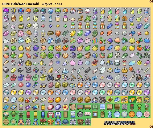 pokemon emerald visual boy advance download