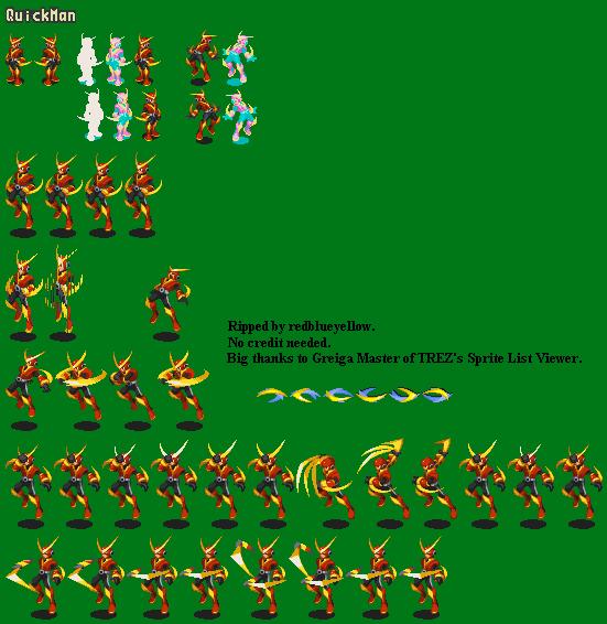 Game Boy Advance - Mega Man Battle Network 2 - QuickMan EXE - The