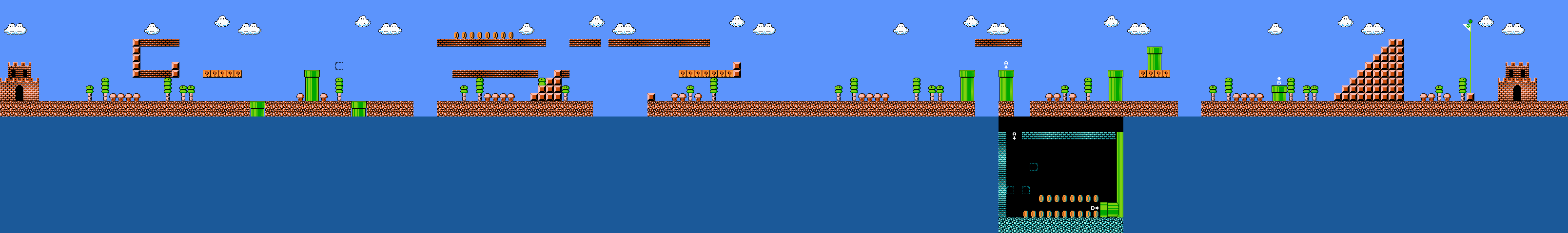 NES - Super Mario Bros  2 / Super Mario Bros: The Lost