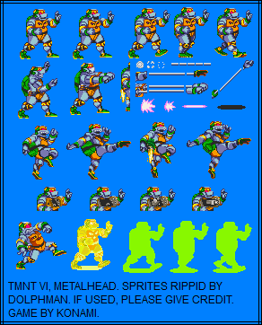 Metalhead Tmnt