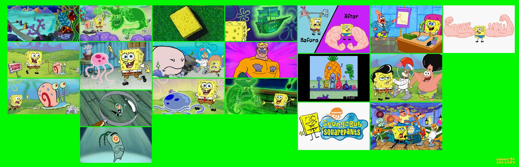 game boy advance spongebob squarepants revenge of the flying