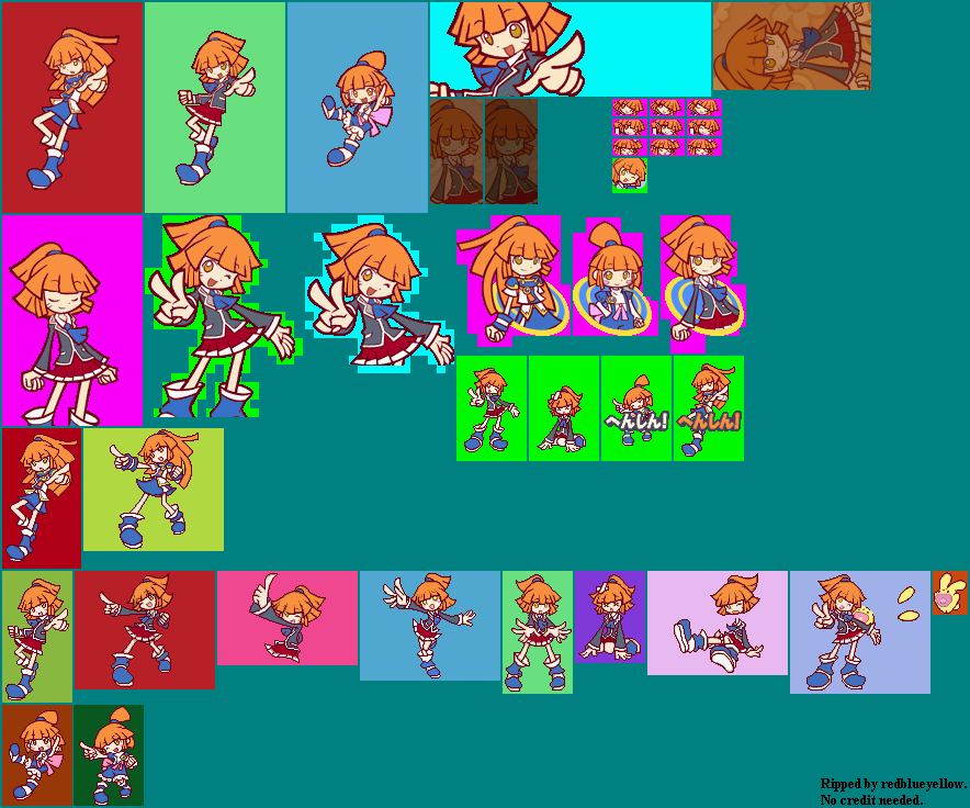 Puyo puyo tetris puyo puyo 7 puyo puyo!! 20th anniversary wii u dr.