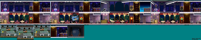 DS / DSi - Ghost Trick: Phantom Detective - The Chicken Kitchen ...