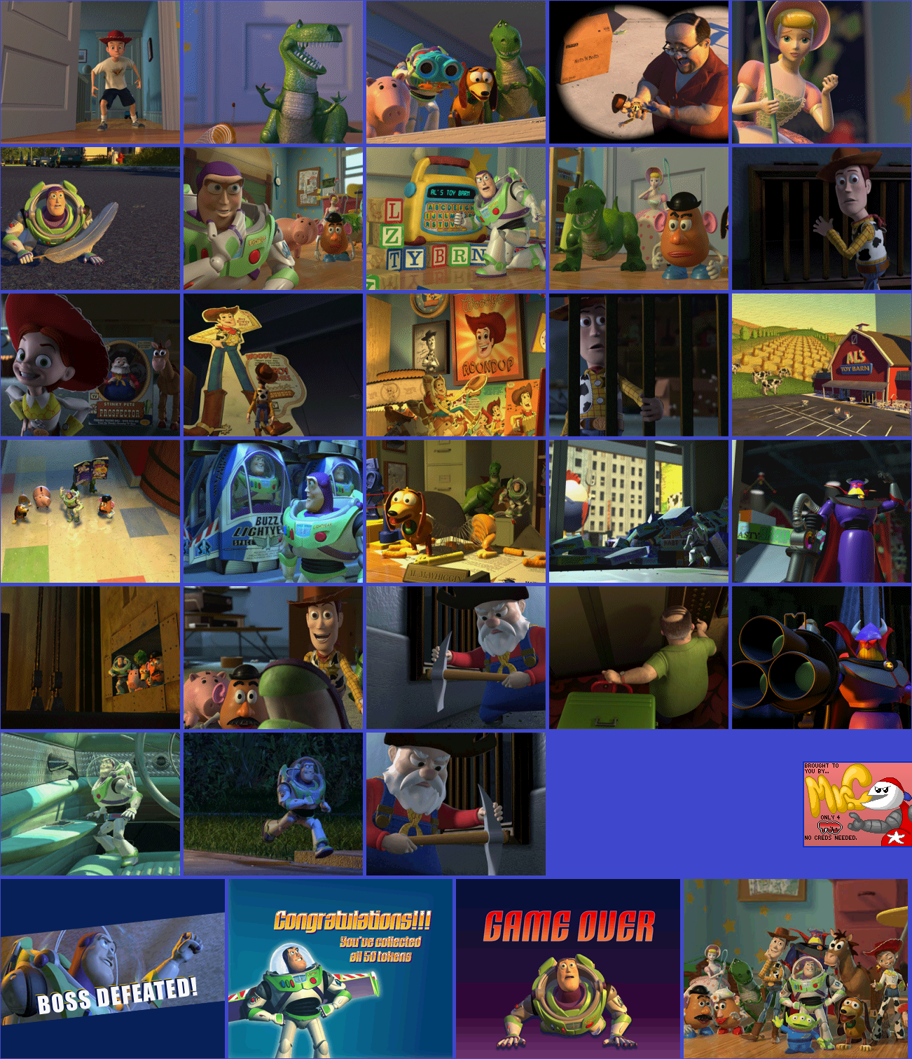 Nintendo 64 - Toy Story 2: Buzz Lightyear to the Rescue