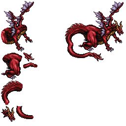 Mobile Final Fantasy Record Keeper Red Dragon Vii The Spriters Resource