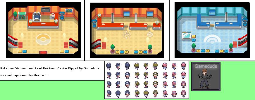 download game pokemon diamond and pearl gba