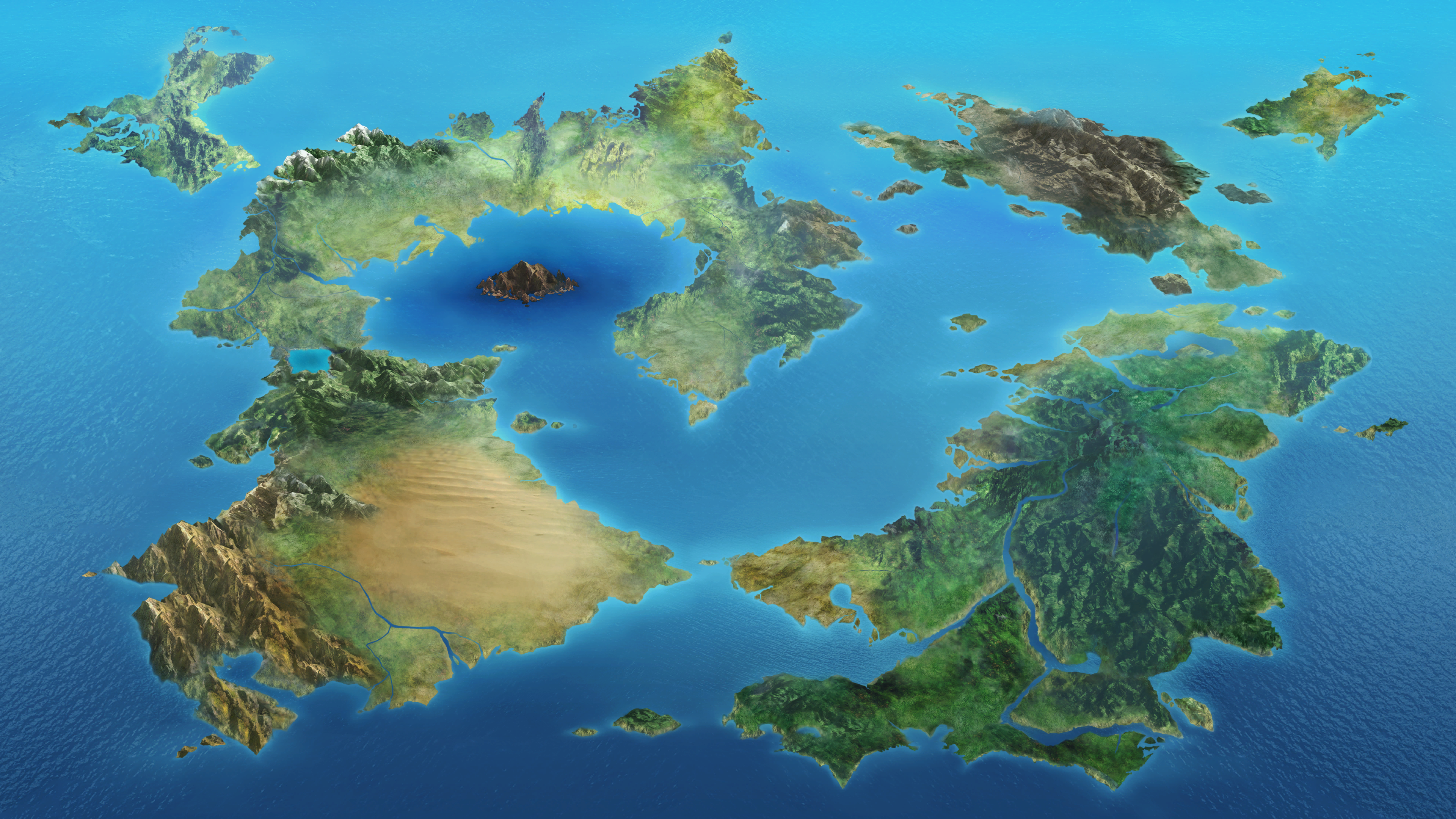Pc computer dragon quest heroes world map the spriters resource click for full sized image world map gumiabroncs Image collections