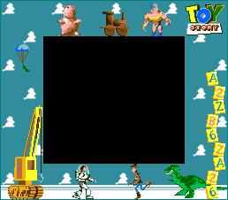 Game Boy Gbc Toy Story Super Game Boy Border The Spriters