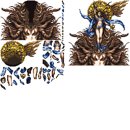 Mobile Final Fantasy Record Keeper Goddess The Spriters Resource