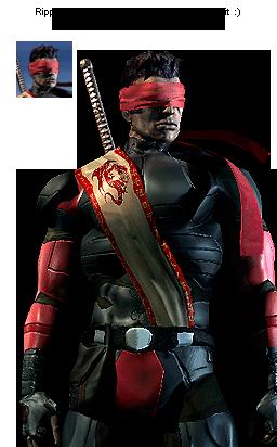 GameCube - Mortal Kombat: Deadly Alliance - Kenshi - The