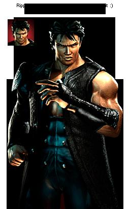 GameCube - Mortal Kombat: Deadly Alliance - Mavado - The
