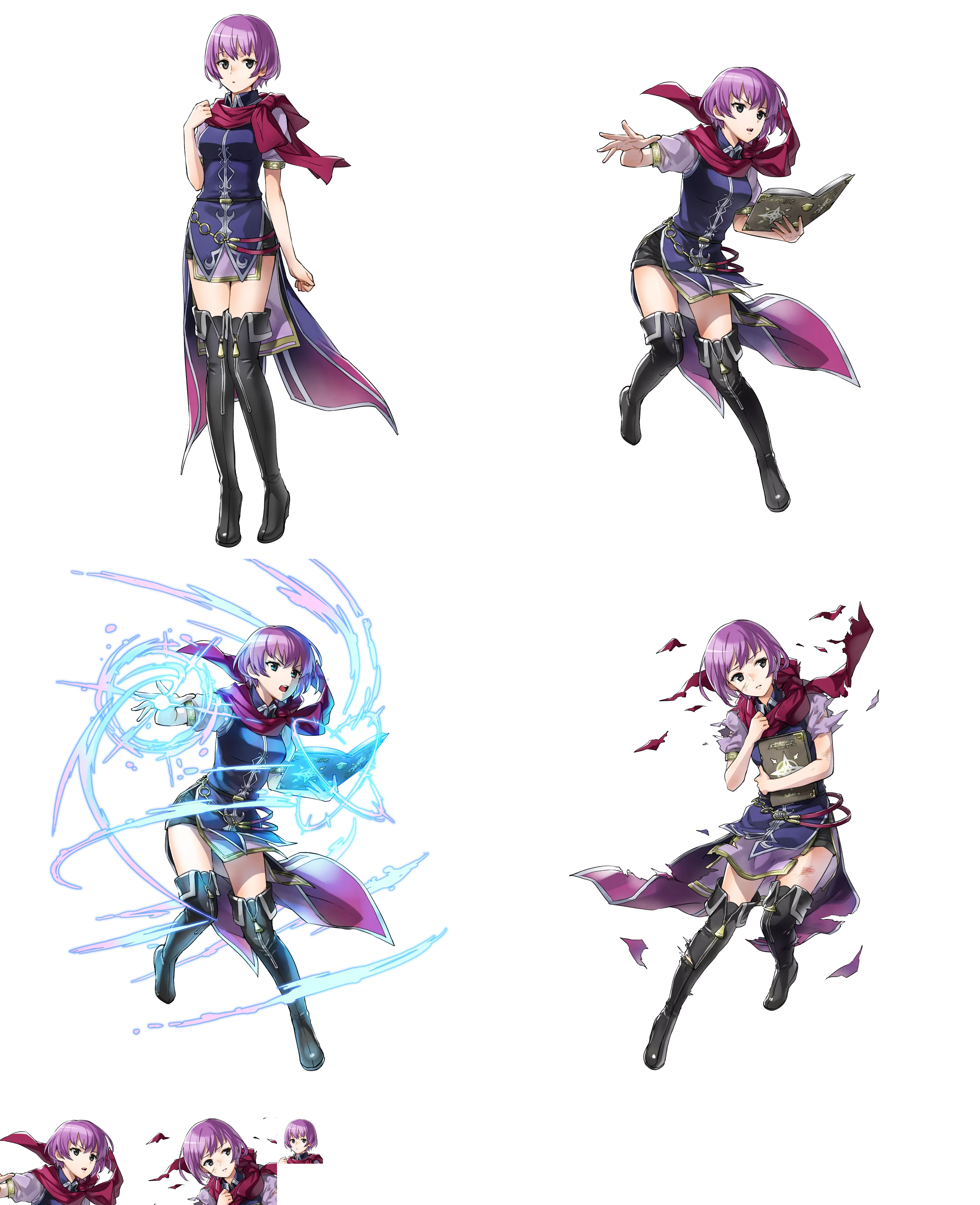 Mobile Fire Emblem Heroes Katarina The Spriters Resource