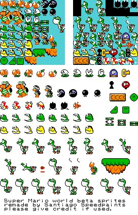 Custom / Edited - Mario Customs - Super Mario World