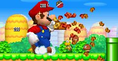 Ds Dsi New Super Mario Bros The Spriters Resource