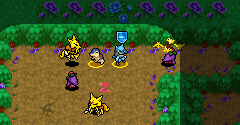 Pokemon Mystery Dungeon 2: Explorers of Time / Darkness