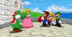 Ds Dsi Super Mario 64 Ds The Spriters Resource