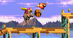 Donkey Kong Country 3