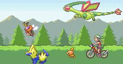 Game Boy Advance - Pokémon Emerald - The Spriters Resource