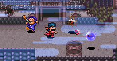 Legend of the Mystical Ninja / Ganbare Goemon