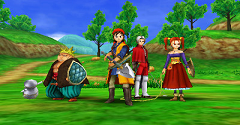 Dragon Quest 8 Journey of the Cursed King