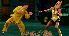 Jackie Chan: The Kung Fu Master / In Fists Of Fire