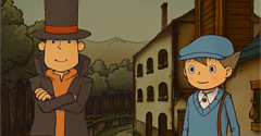 Professor Layton and the Curious Village in HD