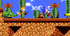 Sonic the Hedgehog: The Lost Worlds (Hack)