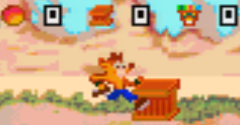 Crash Bandicoot (Java)