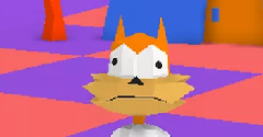 Bubsy 3D: Bubsy Visits the James Turrell Retrospective