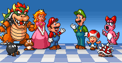Super Mario All-Stars / + Super Mario World