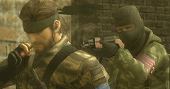 Metal Gear Solid 3: Subsistance