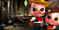 Barnyard Blast: Swine of the Night