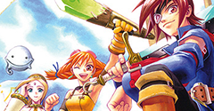 Skies of Arcadia Customs