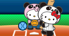 Hello Kitty: Panda Sports Stadium