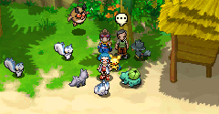 Pokémon Ranger 3: Guardian Signs