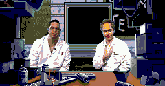 Penn & Teller's Smoke and Mirrors (Sega CD) (Prototype)
