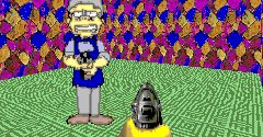 Ultimate Simpsons Doom 2