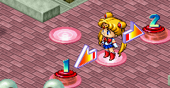 Quiz Pretty Soldier Sailor Moon (JPN)