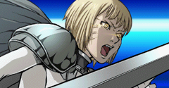 Claymore: Gingan no Majo