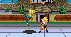 Dragon Ball Z: Super Butouden 3 (JPN)