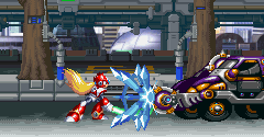 PlayStation - Mega Man X5 - The Spriters Resource
