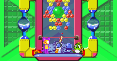 Super Bust-a-Move / Super Puzzle Bobble Advance