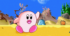 Kirby's Red Diamond (Bootleg)
