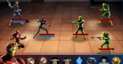 Marvel: Avengers Alliance (iOS)